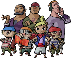 Tetras Piratenbande Artwork (The Wind Waker).png