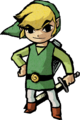 Link Artwork 1 (The Wind Waker).png