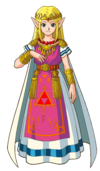 Prinzessin Zelda in A Link to the Past