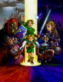 Ocarina of Time 3D Poster.png