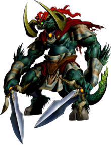 Artwork Ganon (Ocarina of Time).png