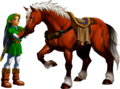 Epona und Link OoT Illustration.png