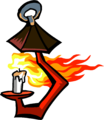 Artwork Lampe (The Minish Cap).png