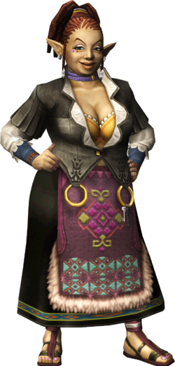 Screenshot Thelma (Twilight Princess).png
